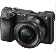 2018 Sony a6300 Mirrorless Digital Camera + 16-50mm Lens