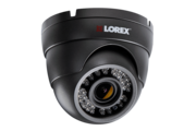 1080 z00m CCTV security dome camera with motorized varifocal lens.